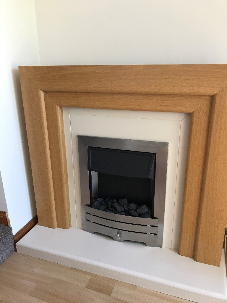 All In One Fireplace Amazing Bemodern Electric Allinone Fireplace In Currie  Edinburgh . Review