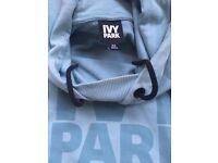 Ivy Park hoodie (cropped)