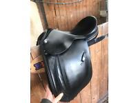 Black Jeffries Saddle