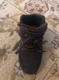 Like New Boys Firetrap Shoes