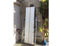Radiator - Vertical Flat Panel