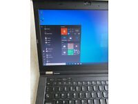LENOVO T430 THINKPAD LAPTOP I5 4GB 240GB SSD WIN10 OFFICE Very Good Condition - Delivery Available