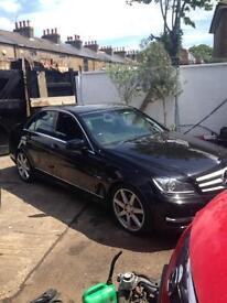 Mercedes c220 diesel 2001 69,000