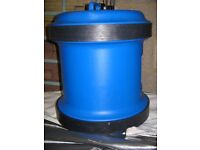 Aquarius 40L Water Carrier for Caravans and Motorhomes, blue with handle