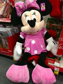 Massive Minnie Mouse teddy