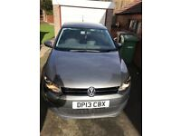 VW Polo 1.2 Match Edition 2013 Grey