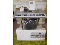 Keyboard Starter kit - Acoustic Solutions 61 key keyboard, stand and bag - ALL NEW & BOXED