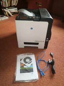 Superb Quality Konika Minolta Colour Laser Printer