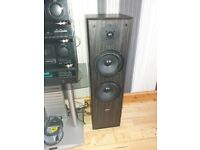 Accustic solution floor standing speakers