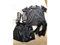 Boys Sondico Football Kit