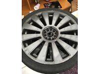 Audi A4 19' wheels