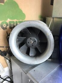 "Cheshunt Hydroponics Store - used 10"" Can Max fan"