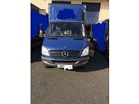 Mercedes-Benz Sprinter 511cdi luton box van