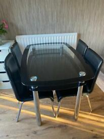Dining table £20