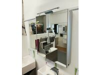 Ex-display Roper Rhodes Pinnacle Mirror Cabinet