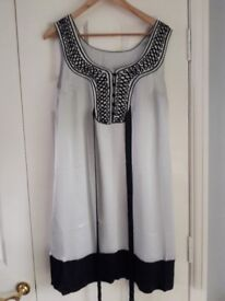 Blooming Marvellous Maternity Occasion Dress Size 12
