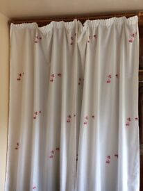 Lovely voile curtains