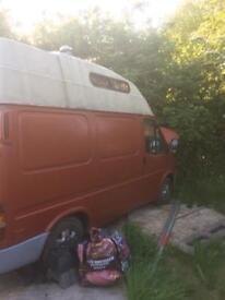 Transit camper