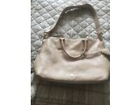 Genuine Mulberry bag and purse