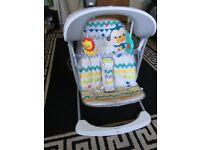 Clean Baby swing/rocker for sale