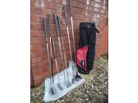 Right Hand half set golf club for junior