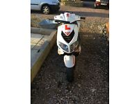 Peugeot speed fighter 50cc