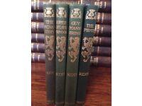 Sir Walter Scott books
