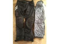 A n RST Pro series trouser