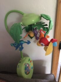 Fisher-Price 'rainforest' mobile