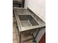 Shop kitchen sink