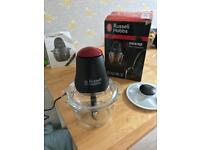 RUSSELL HOBBS DESIRE MINI FOOD CHOPPER