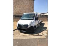 2012 Vauxhall Movano 3.5 TON recovery truck