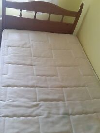 Sealy extra long single divan