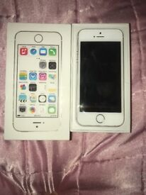 Unlocked Gold iPhone 5s