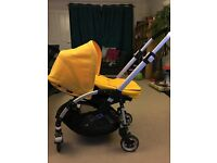 Bugaboo Bee Stroller, suitable from birth to toddler