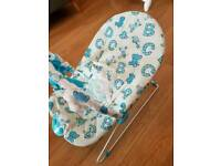 Baby Bouncer with vibration and music