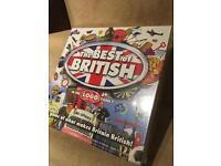 Board Game, Best Of British, £10