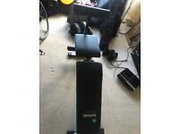 weights bench, never been used, willing too deliver£25