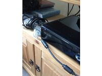Xbox 360 with 1 controller and 18+ games