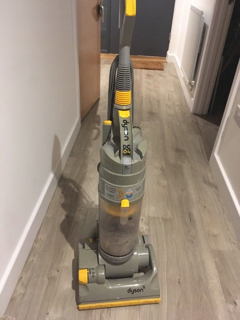 Dyson vacuum cleanerhoover good condition lots of suction dc04 dyson vacuum cleanerhoover good condition lots of suction dc04 doublecrazyfo Gallery