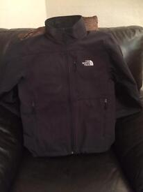The North Face Apex jacket coat, black, size small 'as new' authentic/original £45
