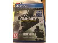 Call of Duty Infinite Warfare (Legacy Edition) PS4
