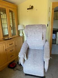 Raise and recline chair
