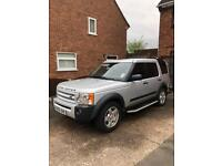 2005 Land Rover discovery 3 s