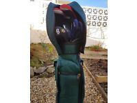 Ladies Howson 'Tour Control' Golf Clubs with Bag