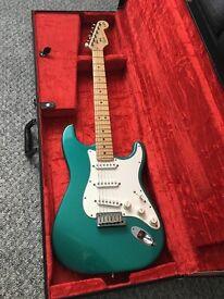 Fender Stratocaster 1994 40th Anniversary