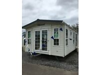 Luxury static caravan ( holiday home ) on the east coast of Yorkshire, short drive from hull/Leeds