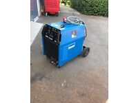 Used TIG welder 250a 415v DC power