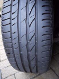 "AUDI 17"" Tyres & Rims"