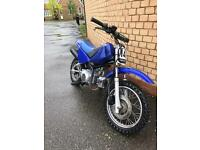 Py 90 90cc pitbike kids motorcross bike mx not pw ktm Yamaha